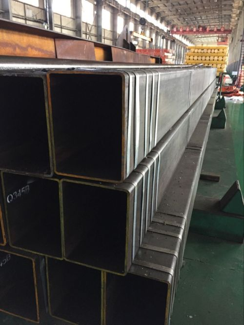 YOUFA manufacture Galvanized MS Square Pipe Price with Full Sizes