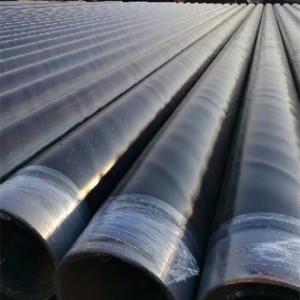 YOUFA  Q345B spiral welded steel pipe large diameter corrugated steel pipe