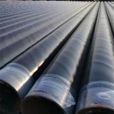 Q345B tubería de acero soldada en espiral tubería de acero corrugado de gran diámetro