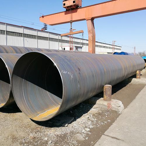 API 5L estándar Gr.B Tubos de acero en espiral de YOUFA