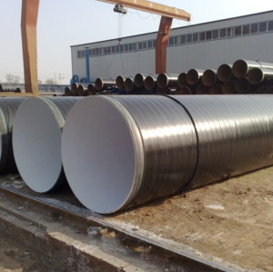API 5L standard Gr.B Spiral steel pipes from YOUFA