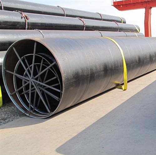 Api 5l x70 tubo de acero al carbono Lsaw de gran diámetro para petróleo