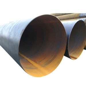 Construction/piling SSAW Spiral welded steel pipes from YOUFA