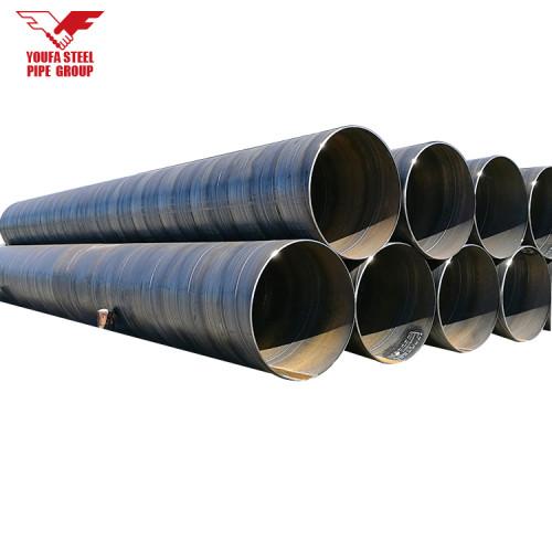 Construcción / pilotaje SSAW Tubos de acero soldados en espiral de YOUFA