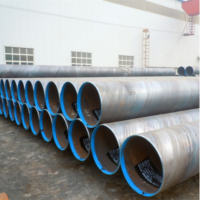 Tubo de acero en espiral de carbono de gran diámetro de 28 pulgadas y 1200 mm de YOUFA