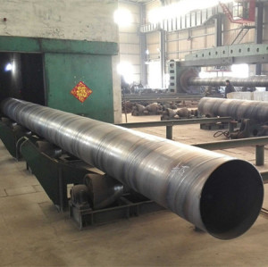 API 5L PSL1 standard Spiral steel pipes from Tianjin Youfa in China