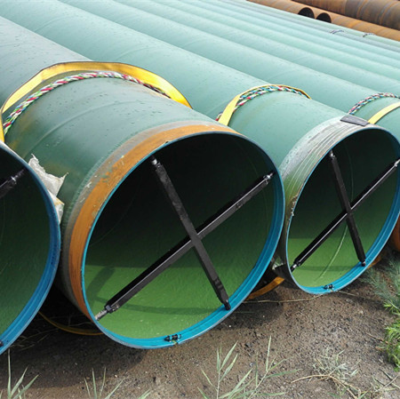 waters used pipes-SSAW Spiral welded steel pipes from YOUFA