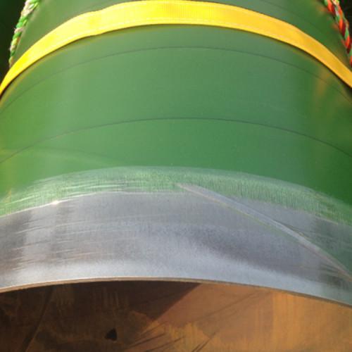 Tuberías de acero soldadas en espiral de gran diámetro con revestimiento de 3PE de YOUFA