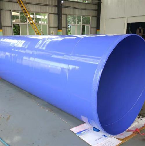 Tubos de acero en espiral API 5L 1000 dianmeter de Tianjin Youfa China