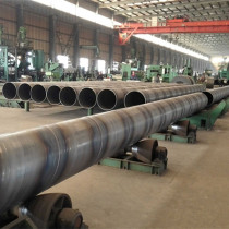 ASTM A252 GR.2,GR.3 material Construction/piling steel pipes
