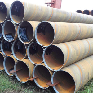 ASTM A252 GR.2,GR.3 material Construction/piling steel pipes from YOUFA