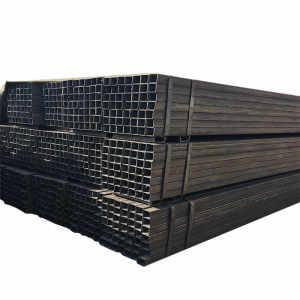 低炭素erw鋼管角形中空角形鋼管