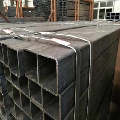 YOUFA 100x50 structural Mild Steel Rectangular Pipe