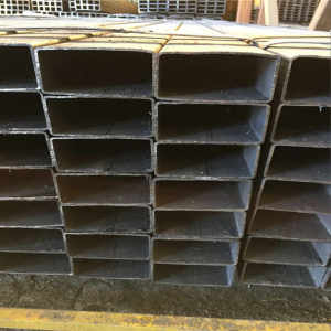low carbon erw steel tube square hollow section
