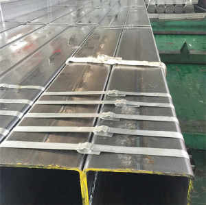 YOUFA brand 200x200 ms square hollow section steel pipe for wholesales