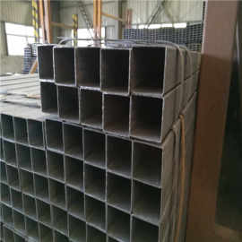 YOUFA تصنيع 100 ملم * 100 ملم سمك الجدار أنبوب مربع