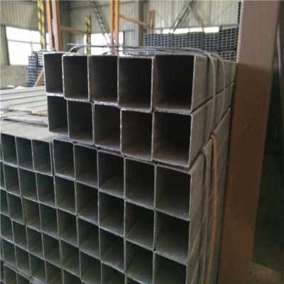 YOUFA fabrica tubos cuadrados de soldadura de pared de 100 mm * 100 mm de espesor