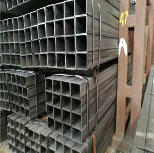 YOUFA manufacture 100 mm *100 mm best quality thick wall welding square tube