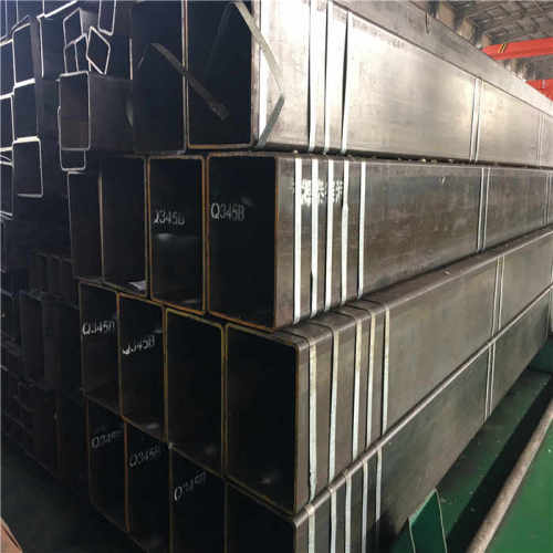 YOUFA manufacture Rectangular Galvanized iron tube for building construction
