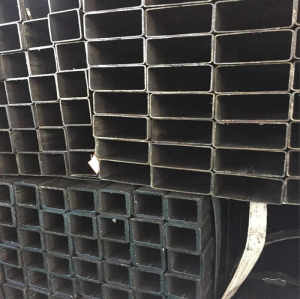 YOUFA는 건물 건축을위한 직사각형 직류 전기를 통한 철관을 제조합니다