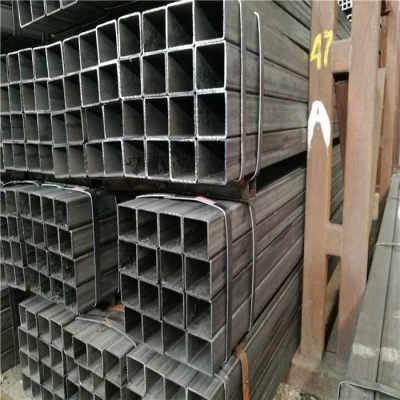 Marca YOUFA 20x40 peso de sección hueca ms precio de tubería de acero rectangular
