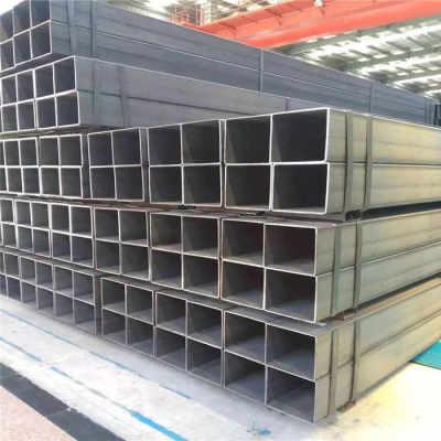 20x40 peso ms tubería rectangular Q195 peso de tubería rectangular