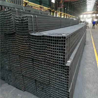 YOUFA fabrica una tubería rectangular Q195 20x40 de peso ms