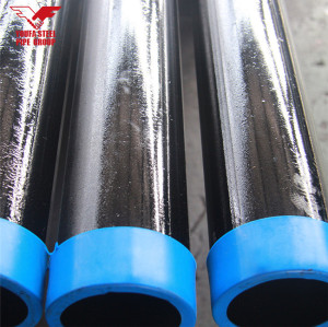 Youfa brand black carbon steel pipe