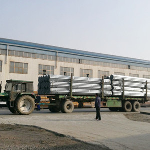 welded erw bs 1387 galvanized steel pipe china supplier from YOUFA