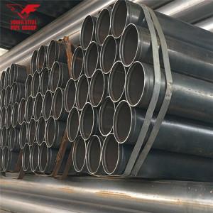 Youfa brand ERW welded round steel pipe