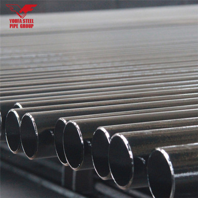 Youfa manufacture erw welded steel pipe 1/2inch to 12inch