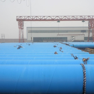 API 5L standard  Spiral steel pipes for gas or constrction from YOUFA