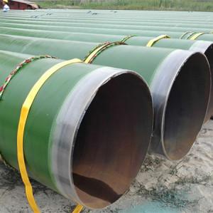 API 5L standard Gr.B Spiral steel pipes