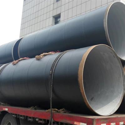 EN estándar S355J2H ERW tubería de acero al carbono soldada en espiral de YOUFA
