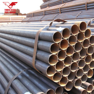 Youfa manufacturer brand welded round steel pipe manufacturer with reasonabl price
