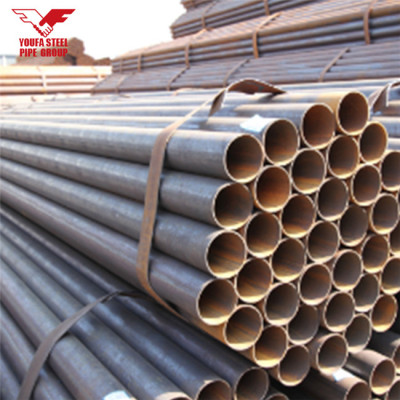 Youfa fabricante de tubos de acero redondos soldados con un precio razonable