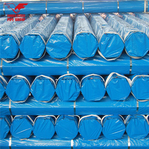 YOUFA manufacture Brand mild steel round pipe price from Tianjin