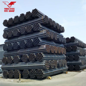 ERW steel pipe ,round steel pipe
