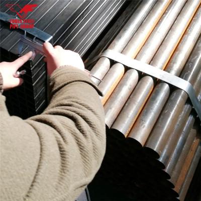 YOUFA fabrica muestras de tubos de hierro negro de muestra gratis