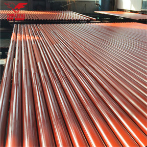 YOUFA manufacture welded round section shape steel pipe with low price
