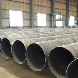 YOUFA Best supplier of SSAW Spiral welded steel pipes from China