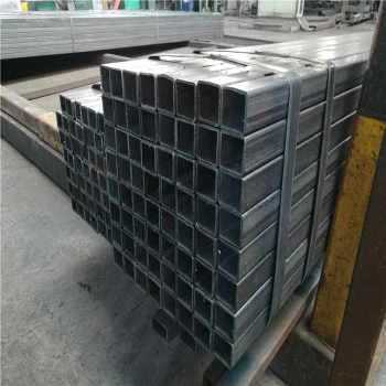 YOUFA construction material 40x40 galvanized ms pipe weight chart