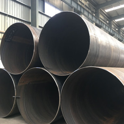 Tubos de acero soldados en espiral de 1020 mm * 8 mm SSAW de YOUFA