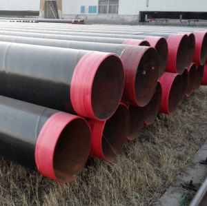 YOUFA steel pipes of SSAW Spiral welded steel pipes from China