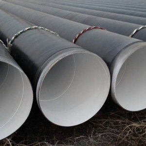 SSAW Spiral welded steel pipes with good quality and price from YOUFA