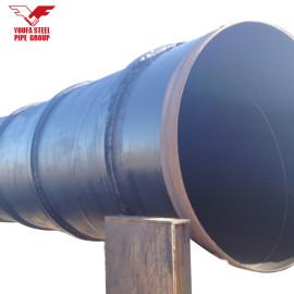 EN10217 S235JR أنابيب الصلب الكربوني LSAW للنفط والغاز من YOUFA