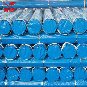 ASTM A53 pipe Youfa manufacure brand ERW carbon round
