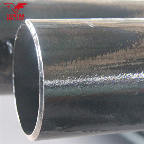 Youfa العلامة التجارية مصنع أنابيب الكربون الصلب MS جولة الأنابيب الوزن