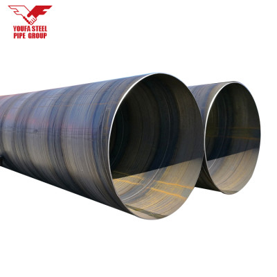 Spiral/SSAW/SAW welded steel pipes from YOUFA