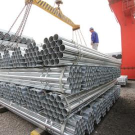 precio de acero por tonelada de tubo de acero galvanizado de YOUFA